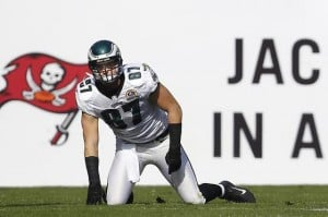 Vick, McCoy pass tests but not cleared to play; Celek rule out of Thursday's game vs. Bengals
