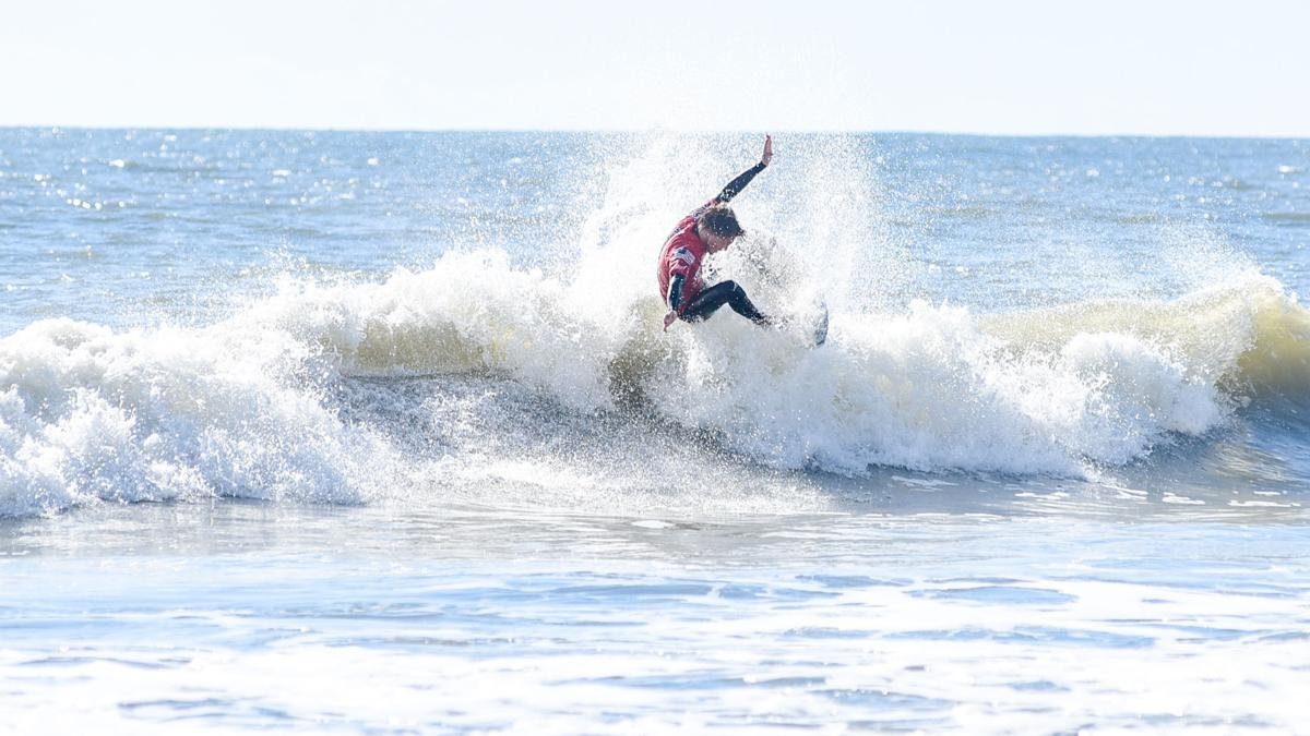 Surfing America in Atlantic City