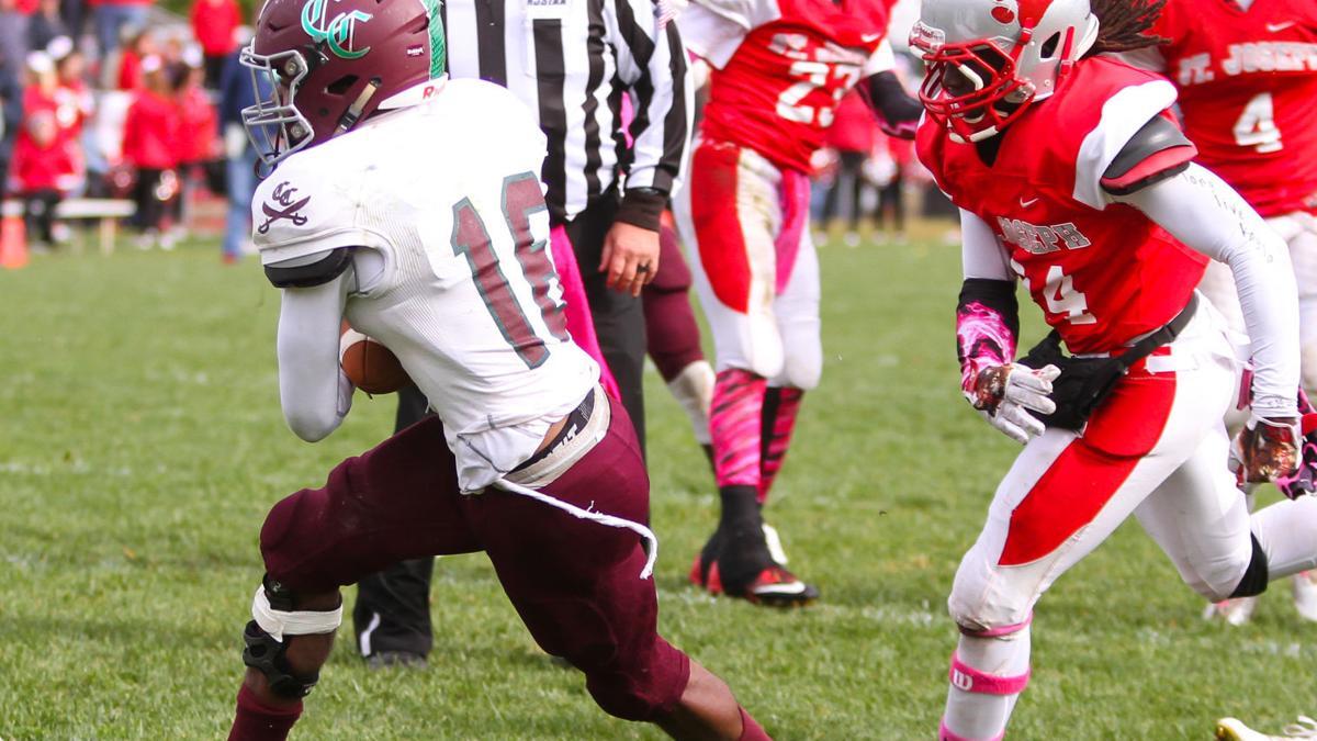 Cedar Creek vs. St. Joseph football