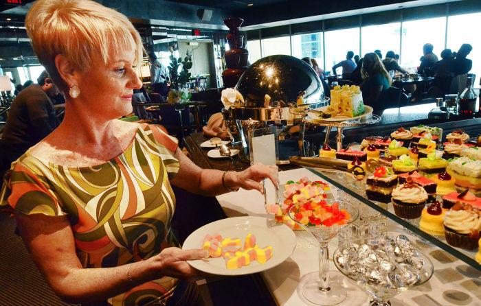 ATS-Easter Brunch at Nero's