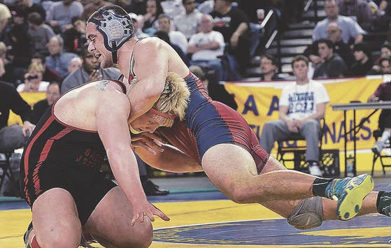 A capsule look at today's state high school wresting tournament finals