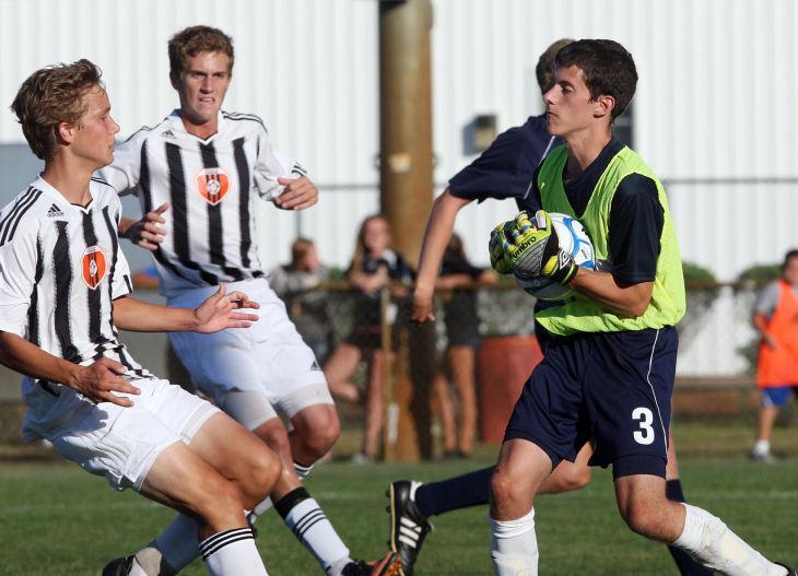 MIddle Spirit Boys Soccer