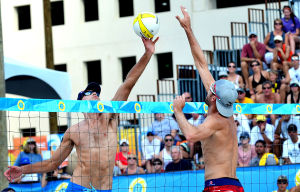AVP Volleyball To Return: The Do AC Pro Beach Volleyball Invitational will be held Sept. 5-7 in Atlantic City. - Ben Fogletto