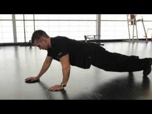 Your Workout: Push-up with Glider Arm Reach