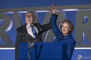 Streep can't save superficial 'Iron Lady'