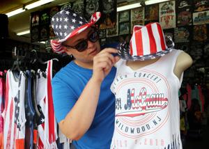 Wildwood Boardwalk goes country for McGraw