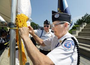 A.C., N.J. honor Korean War vets' sacrifices with ceremony