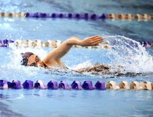 Atlantic City girls swimming falls short of second South Jersey title