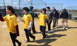 Challenger League softball
