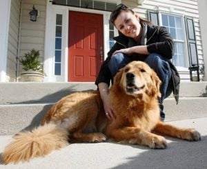 Court House woman named pet sitter of year after a top-five finish last year
