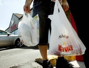 Sal Risalvato / Dont burden New Jersey retailers with plastic-bag tax