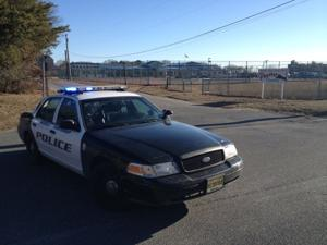 Middle Township lockdown