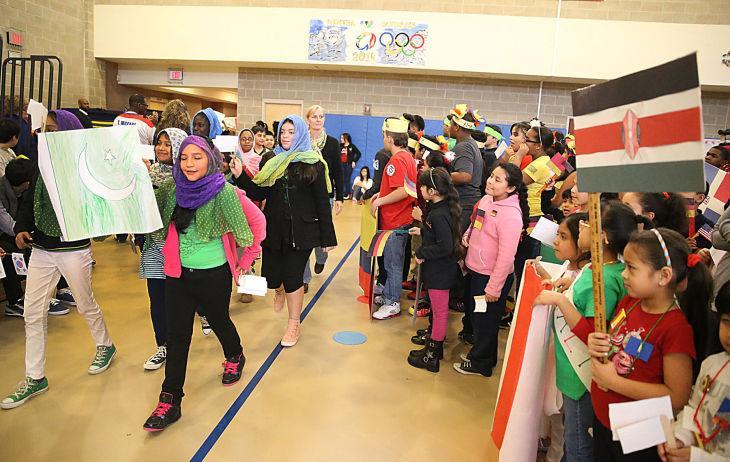 SCHOOL OLYMPICS