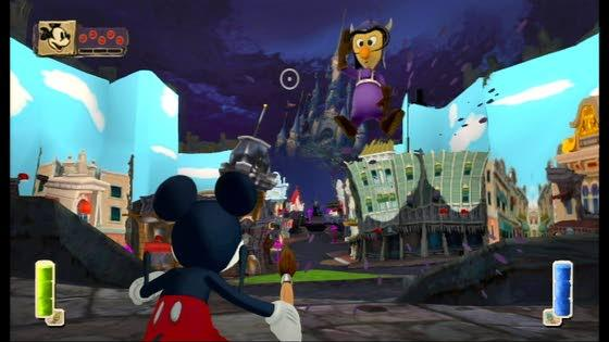 'Epic Mickey' channels Disney history