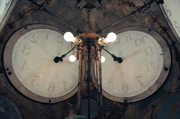 M18 hammonton clock