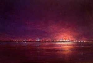 Mays Landing artist brings shore-inspired art to Ocean City