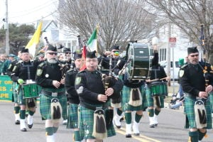 For shore revelers, St. Patrick's Day parades bring out Irish roots
