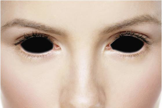 Opthalmologists warn about  dangers of non-prescription  costume contact lenses