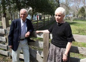 A Historic Union: Joe and Anne Salvatore founded Historic Cold Spring Village and the Naval Air Station Wildwood Aviation Museum, both located in Lower Township. Joe Salvatore is chairman of the museum and his wife, Anne, is executive director of the village.
