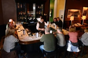 Brown Room in Cape offers cozy night out