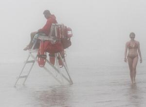 Shore Fog