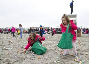 From Easter Egg hunts to fashion shows, the Easter bunny will be everywhere