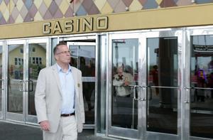 Casino Workers Strike against Trump Taj Mahal