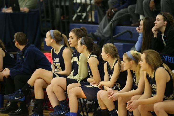 CAL Girls Basketball Semi-Final at St Augustine Prep