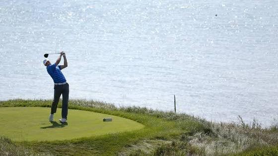 PGA Championship, Day 2