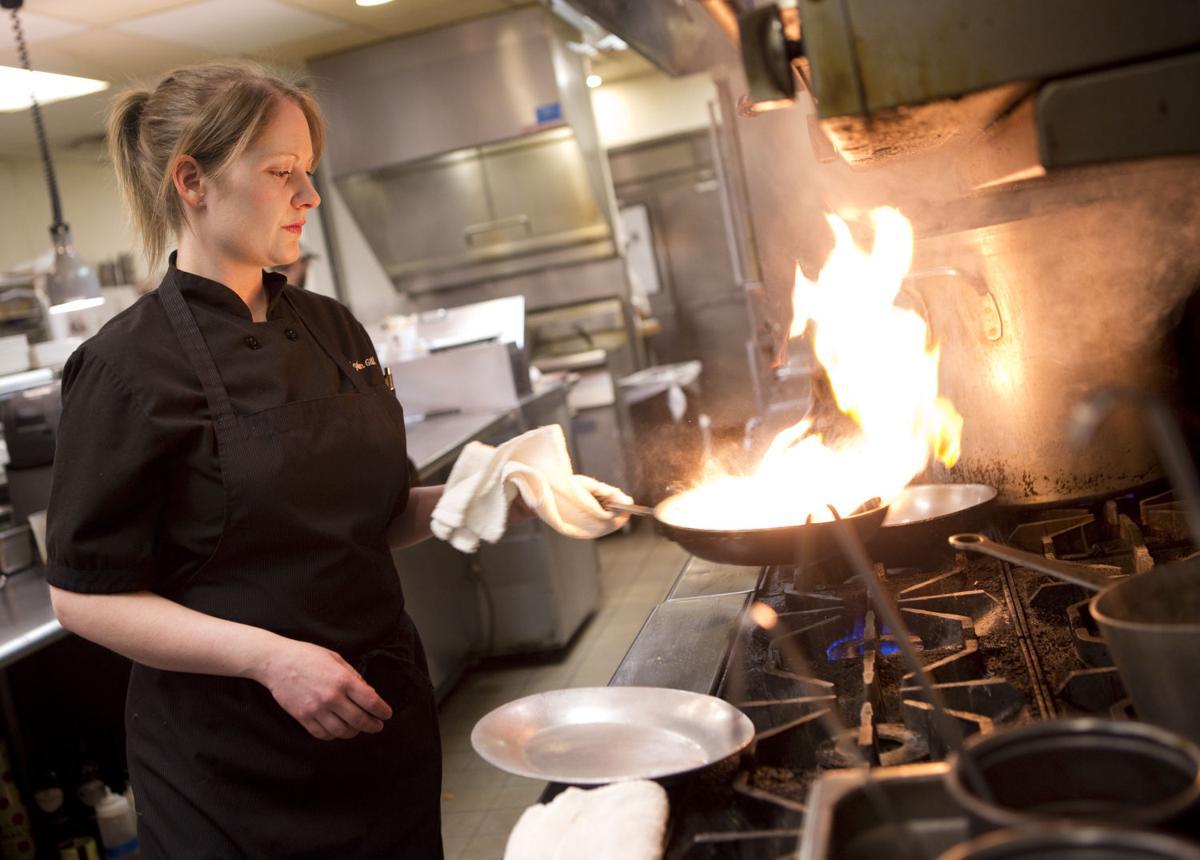 meghan gill wins  u0026quot hell u0026 39 s kitchen u0026quot  to head gordon ramsay pub and grill
