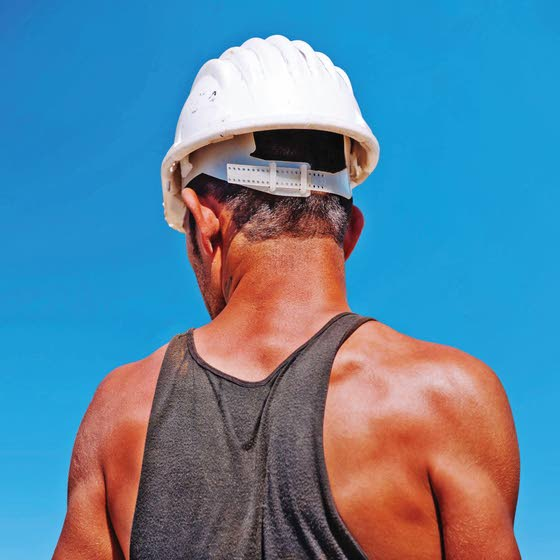 Cutting the risk  of skin cancer