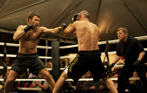 An old-fashioned fight film'Warrior' updates the genre by bringing it into the world of MMA