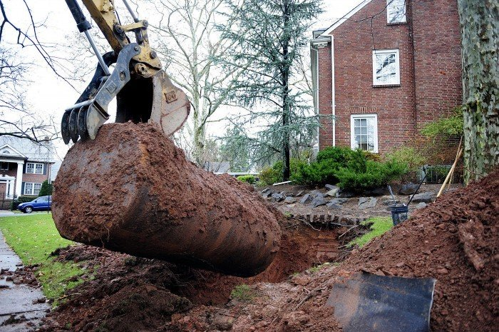 Underground Oil Tank Can Make Home Harder To Sell Real