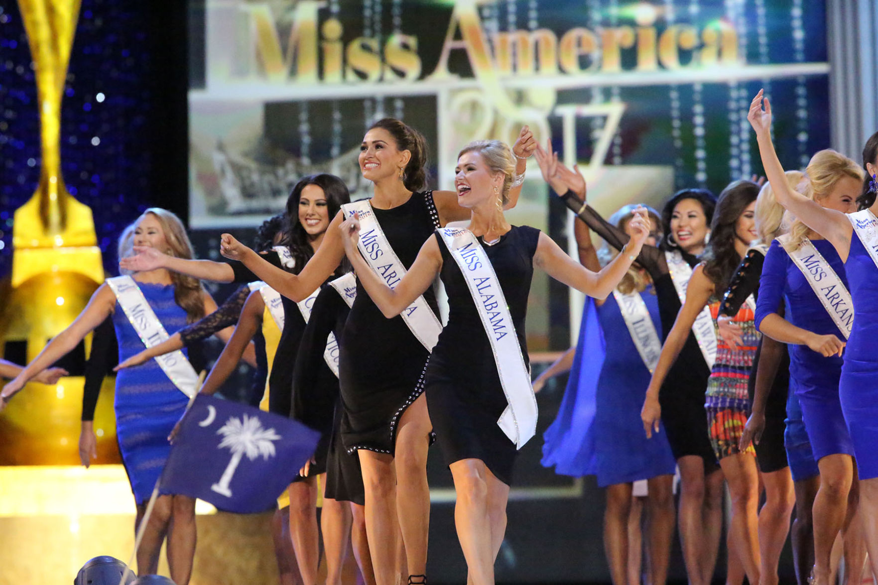 Lesbian contestant ready to compete for Miss America crown