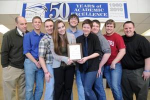 Oakcrest Academic Team brings home top honors