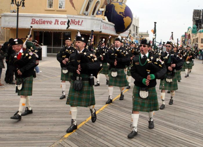 Atlantic City St. Patrick Day Parade