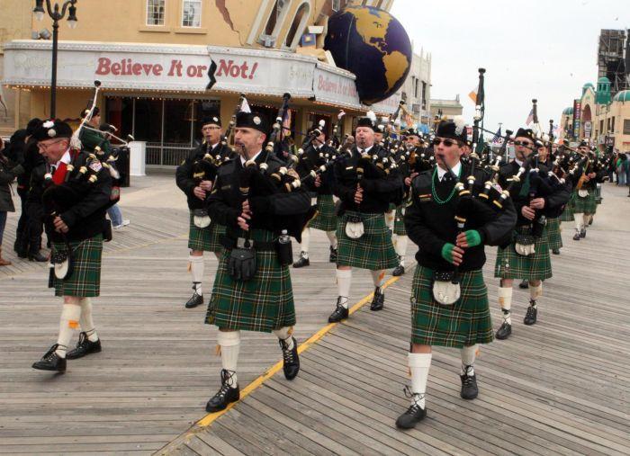 Atlantic City St. Patrick Day Parade