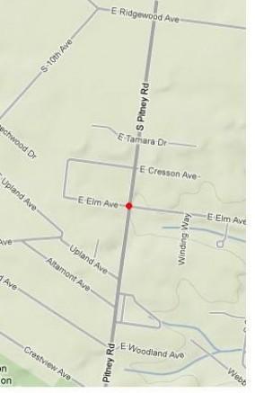 Galloway fatal map