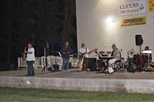 Local sax star a highlight for Rhythm in the Park concerts