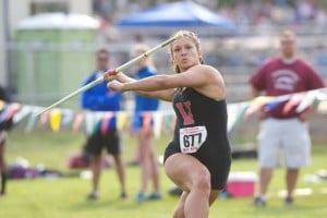 Vineland's Maria Jimenez goes great lengths to excel