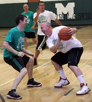 Mainland's Senior-Staff Shootout draws rave reviews, if not crowds