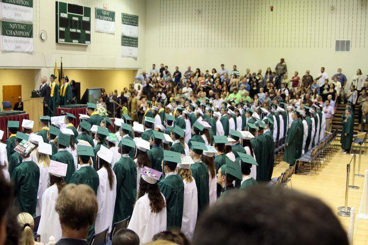 CAPE MAY TECH GRADUATION