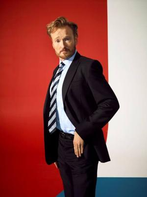 Conan O'Brien prepares to launch version 3.0 of his talk show, this time on TBS