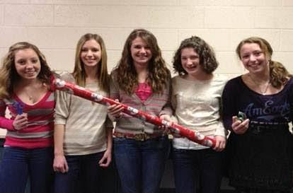 A giving update: Gift wrap for charity and other news of the volunteer community