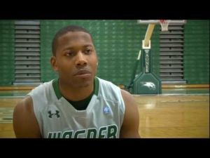 "<p>St. Augustine Prep graduate Josh Thompson was featured on Fox College Sports in a segment during halftime of the Wagner College men's basketball team's win over Mount St. Mary's on Wednesday night.</p> <p>Thompson, a senior from Bridgeton, gained national fame last season when he dunked over his mother, Diane, during Wagner's Madness Before Midnight event. He followed that by dunking over both his parents in this season's event.</p> <p>Wednesday's segment, produced by NEC-TV, featured video of both dunks, as well as Thompson telling the story behind them. The inspiration was former Philadelphia 76ers star Darryl Dawkins' ""Yo Momma"" dunk.</p> <p>Thompson also discussed his friendship with Wagner football star Dominique Williams, a Bridgeton High School graduate.</p> <p>""He's been like a brother to me since Day 1,"" Thompson said. ""We grew up together. We live down the street from each other.""</p> <p>The segment closes with Thompson and coach Bashir Mason talking about leadership.</p> <p>""He's doing a great job of leading this year,"" Mason said.</p> <p>The segment could not have aired at a much better time. Thompson scored a season-high 10 points in the win over Mount St. Mary's, and one of his two steals led to a momentum-shifting dunk.</p>"