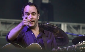 dave matthews performs pm