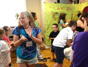 Camp Sparkle shines for kids in families with cancer