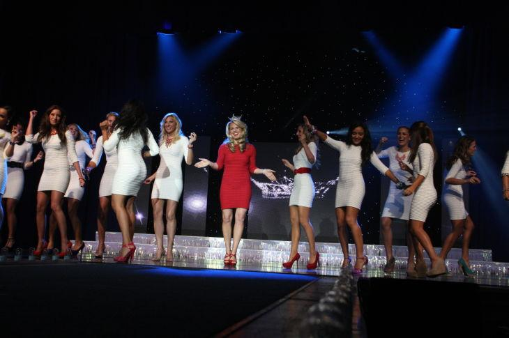 Miss New Jersey pageant