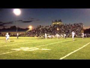 Holy Spirit's Jordan Taylor makes great catch vs. Hammonton