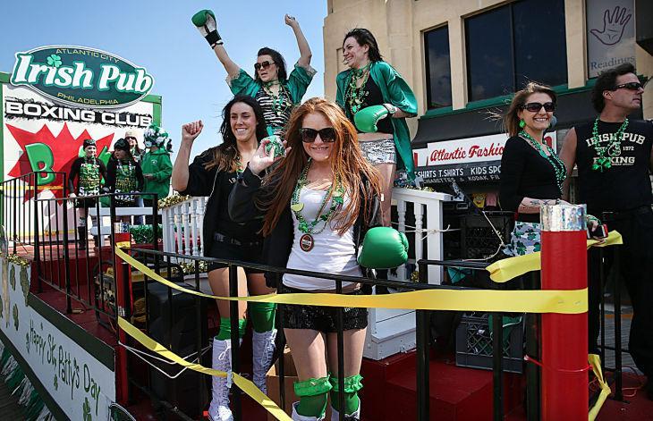 St. Patrick's Day Parade AC